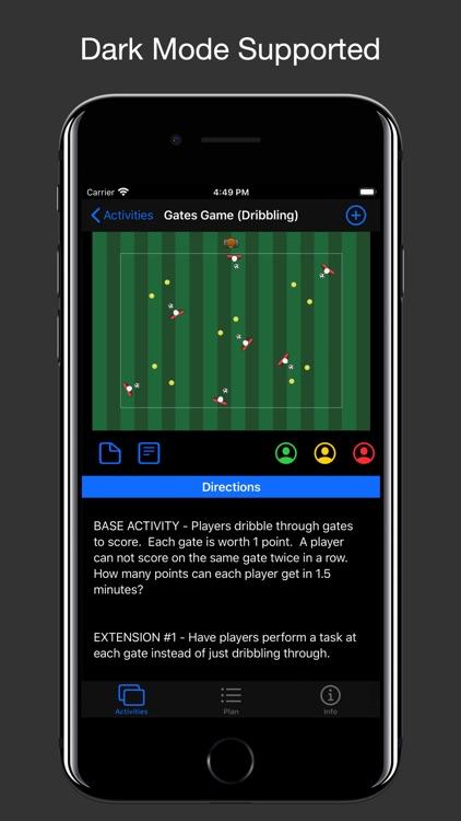 Essential Soccer Activities screenshot-8