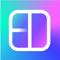 App Icon for Collage Maker - inCollage App in Denmark IOS App Store