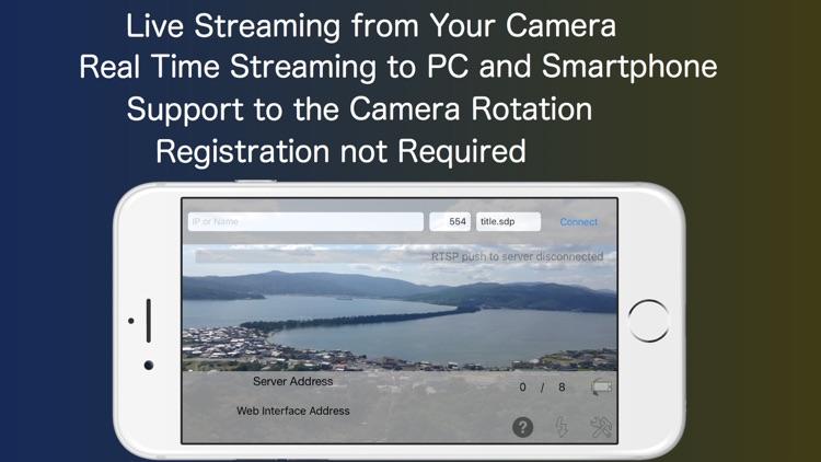 Live-Reporter+ Live Camera