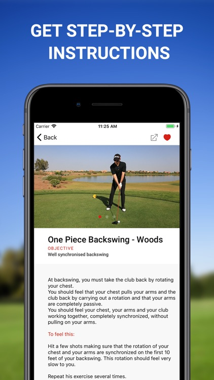 15 Minute Golf Coach Pro Tips screenshot-5