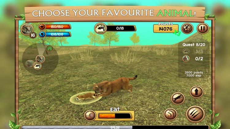 Wild Animal Simulators screenshot-3