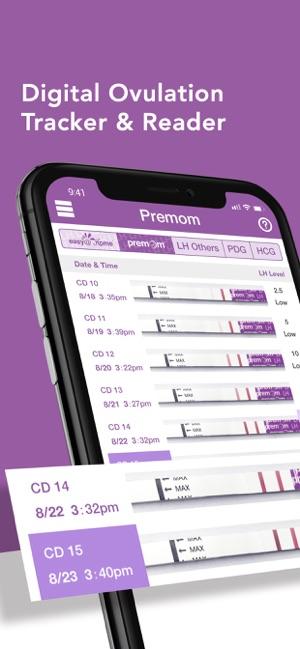 Premom Ovulation Calculator on the App Store