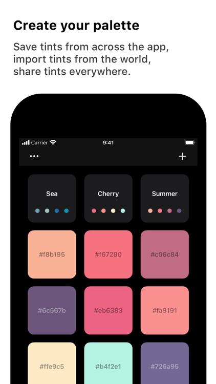 Aurora: Color Picker