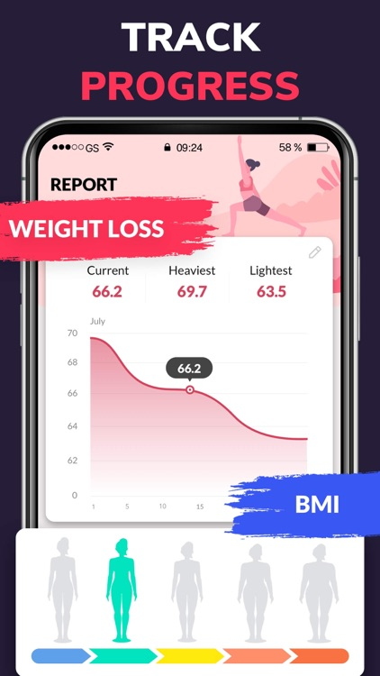 Lose Weight for Women at Home screenshot-5