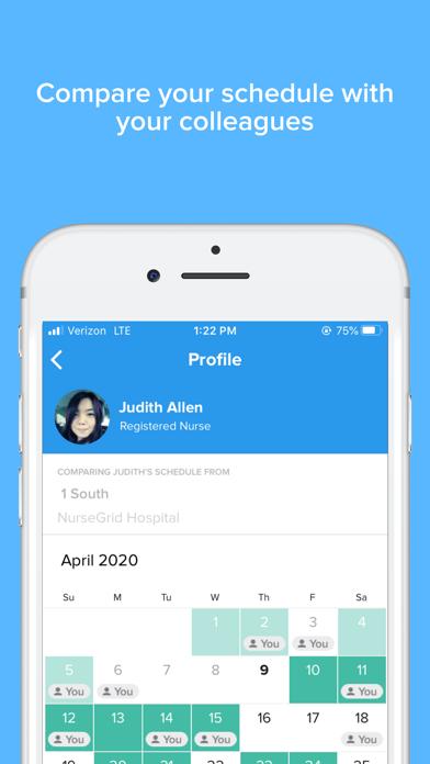 messages.download NurseGrid Mobile software