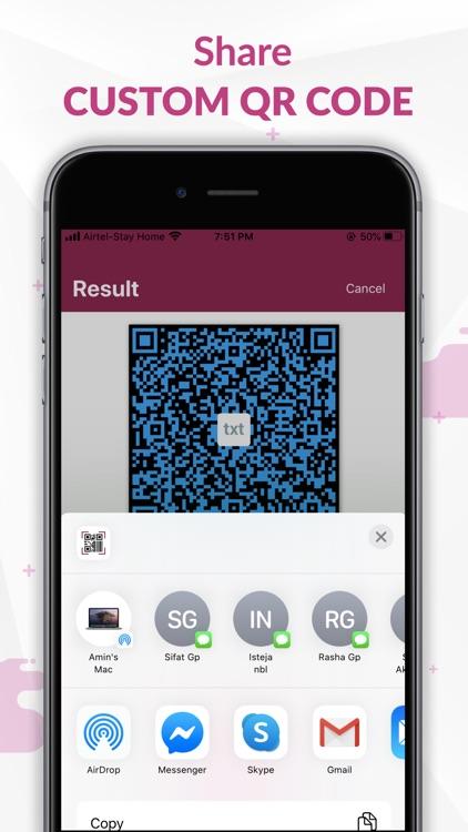 QR Code & Barcode Scanner -PRO screenshot-4