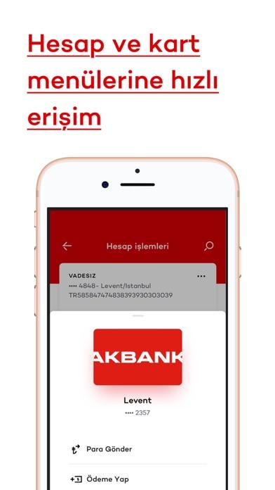 Akbank ekran görüntüsü