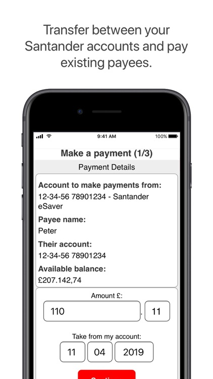 Mobile Business Banking screenshot-3