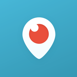 Ícone do app Periscope