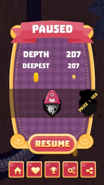 Monster Drillers : dig deep screenshot-4