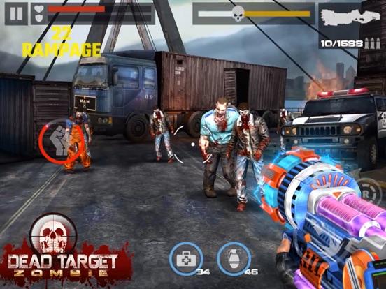 DEAD TARGET: デッド ターゲット ゾンビのおすすめ画像6