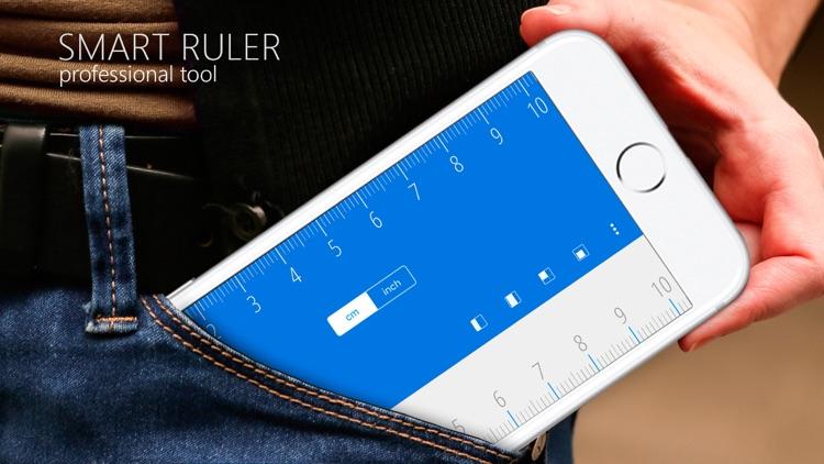 Ruler Pro. screenshot-3