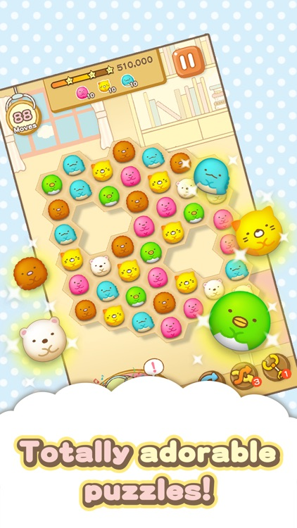 Sumikko gurashi-Puzzling Ways screenshot-1