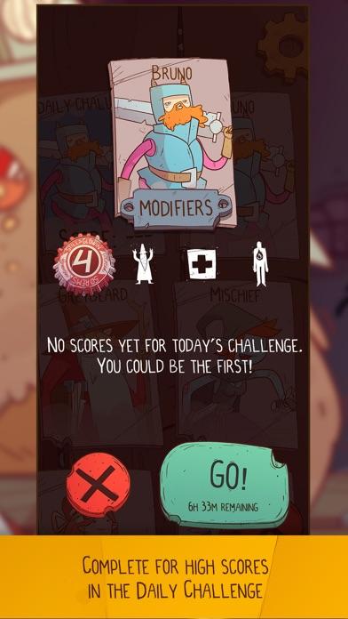 Meteorfall: Journey screenshot1