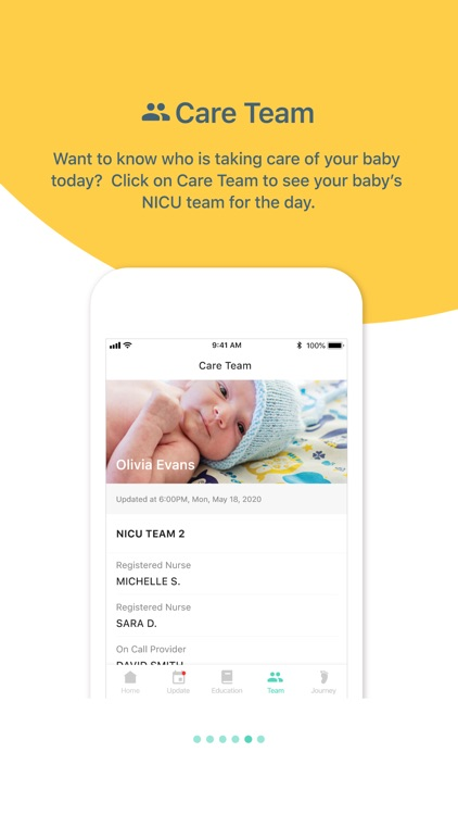 NICU2HOME: Supporting Preemies screenshot-6