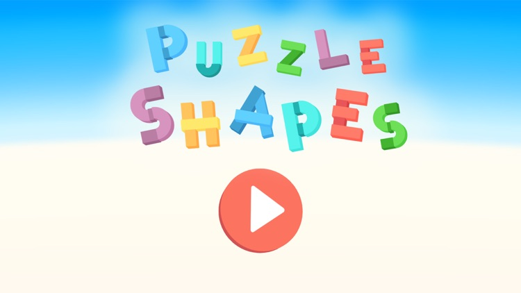 Puzzle Shapes: For Toddlers 2+ screenshot-0