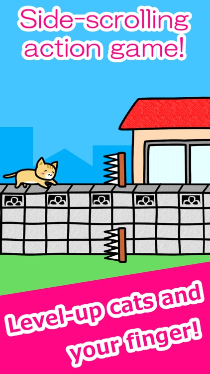 Play with Cats - relaxing game