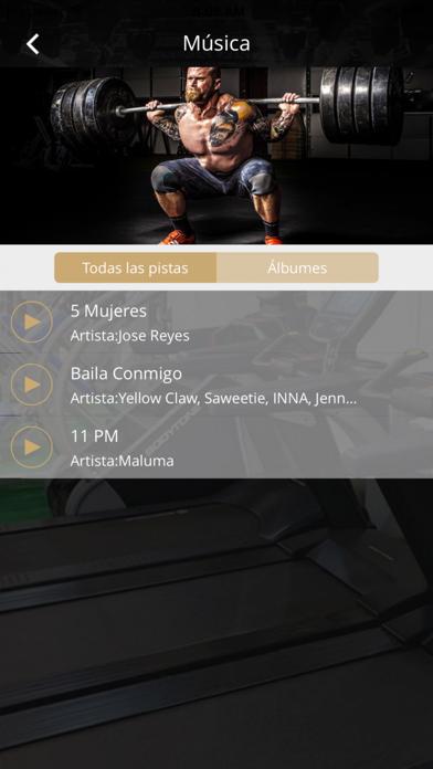 Monster Fitness screenshot 5