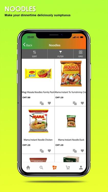 Hethey Grocery screenshot-3