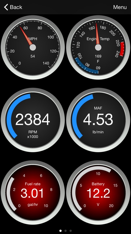 OBD Fusion screenshot-0