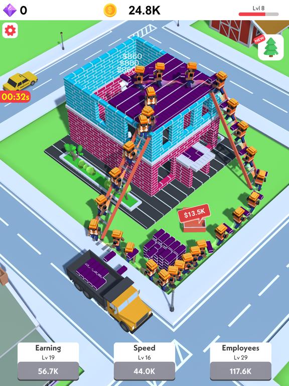 Idle Construction 3D screenshot 16