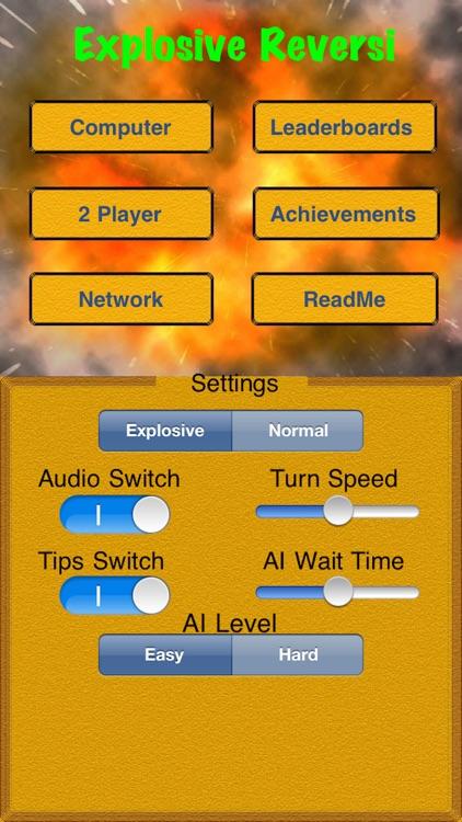Explosive 黑白棋 screenshot-3