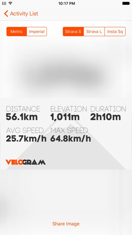 Velogram for Strava Cycling screenshot-3