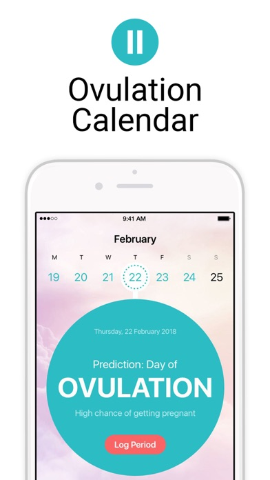 Flo Period & Ovulation Tracker app image