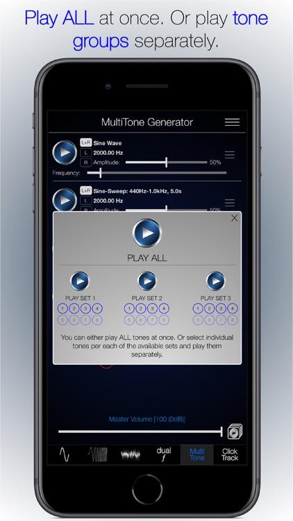 Audio Function Generator PRO screenshot-5