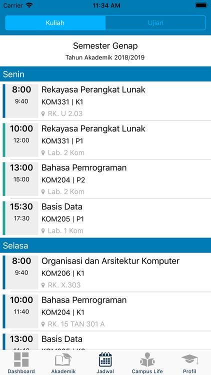 IPB Mobile for Student screenshot-8
