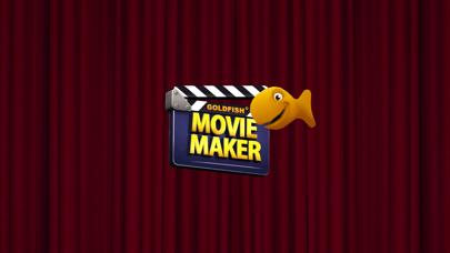 Goldfish Movie Maker Screenshot on iOS