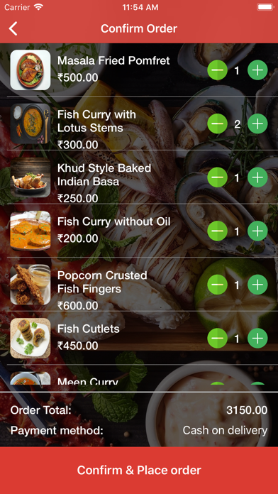 SeamanFood screenshot 5