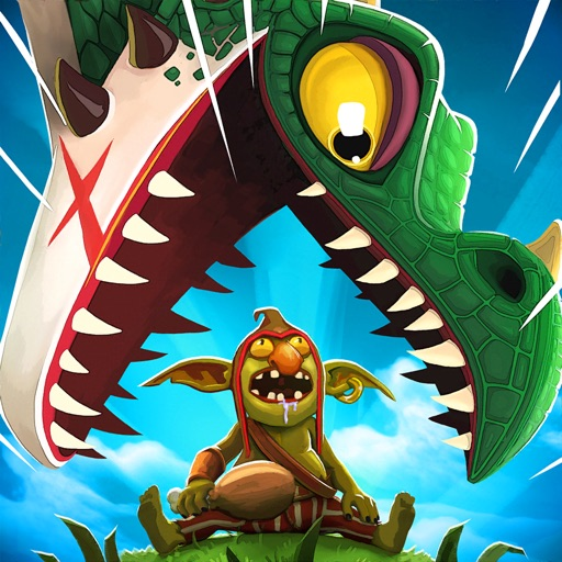 Hungry Dragon™ iOS Hack Android Mod