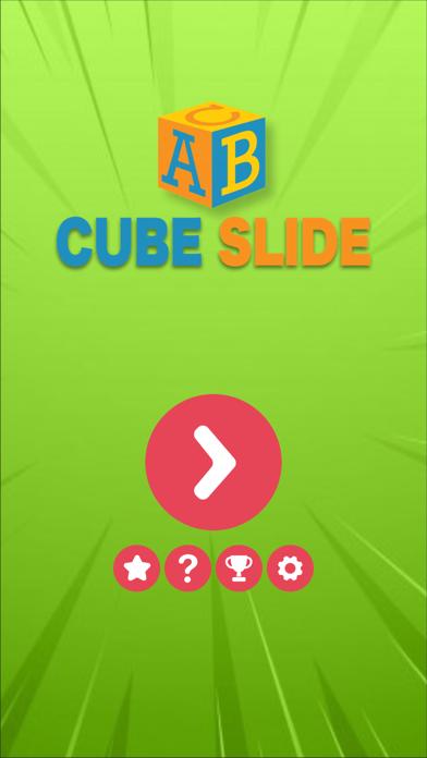 Screenshot of AB Cube Slide App