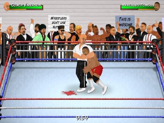 Wrestling Revolution Proのおすすめ画像3