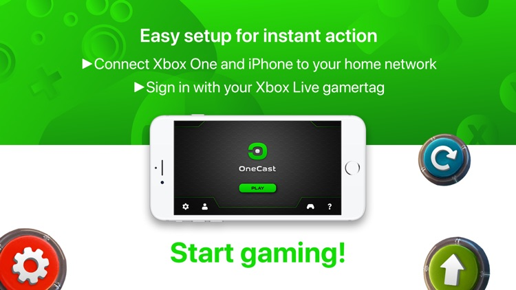 OneCast - Xbox Game Streaming screenshot-4