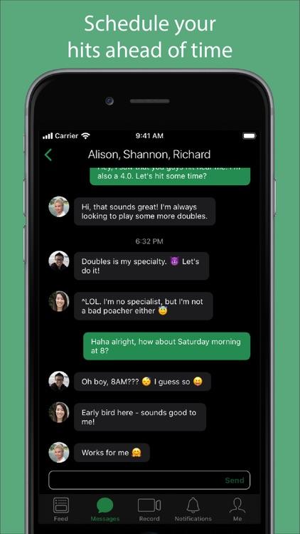 SwingVision - A.I. Tennis App screenshot-3