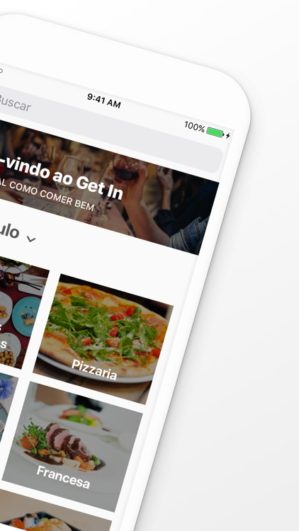 Get In - Restaurantes e Bares screenshot-1