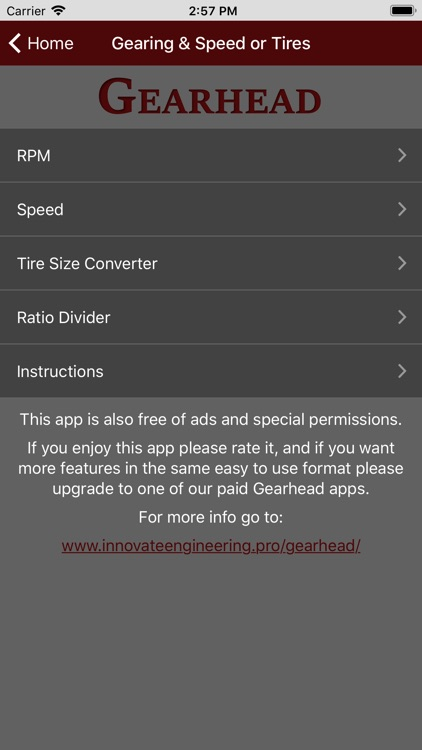 Gearhead Light screenshot-8