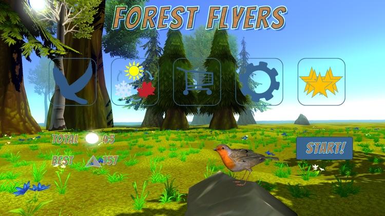 Forest Flyers screenshot-0