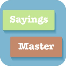 Activities of Proverbs & Sayings Master