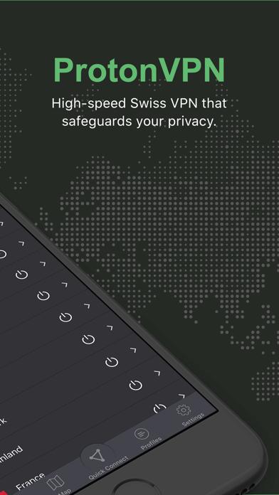 ProtonVPN - Fast & Secure VPN Screenshot