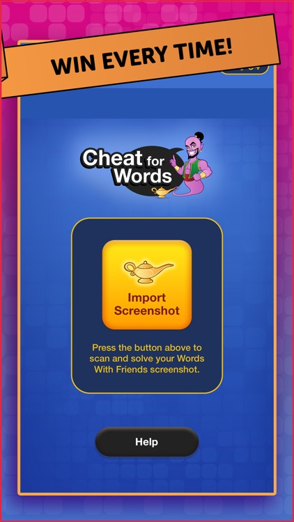 Cheat for Words With Friends screenshot-3