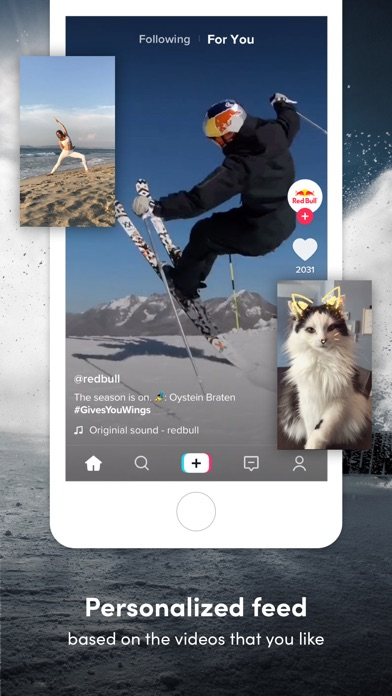 Download TikTok - Real Short Videos for Pc