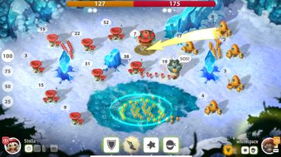 Screenshot from Mushroom Wars 2 – Heroic RTS
