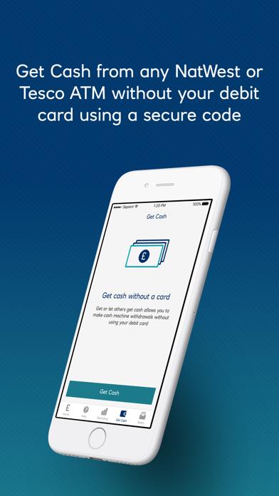 Ulster Bank NI Mobile Banking screenshot four