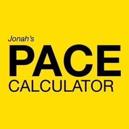 Jonah's Pace Calculator