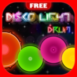 Disco Lights Drums-Finger Drum