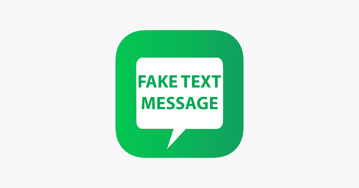 Fake Text Message - Fake SMS on the App Store