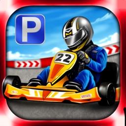 3D Go Kart Racing SIM